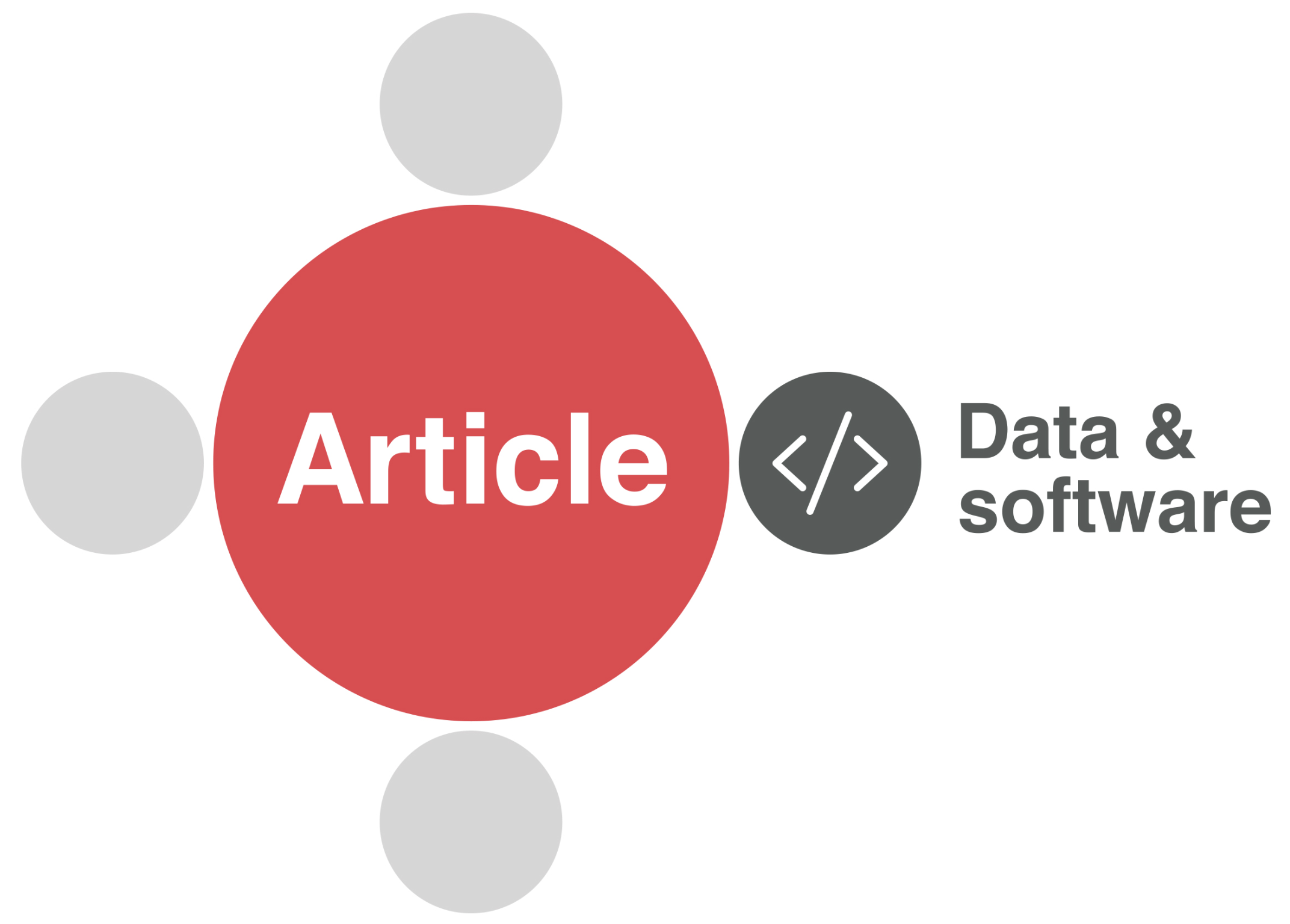 Article<->Data relationships in Crossref